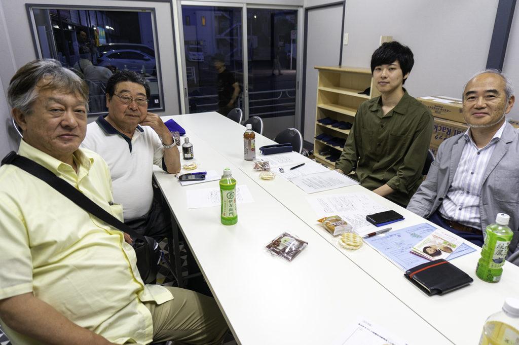 専修大学小林ゼミナールと長沢地域